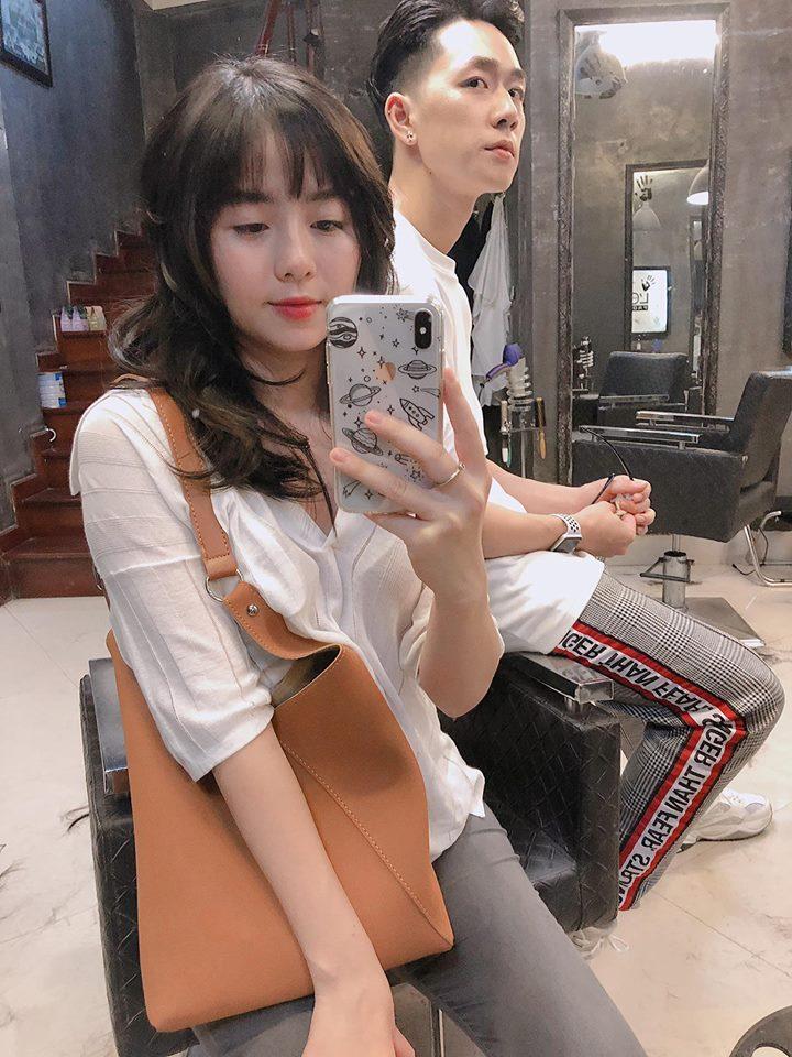 Em gái Lan Cave - hotgirl Quỳnh Kool công khai tân trang góc con người-2