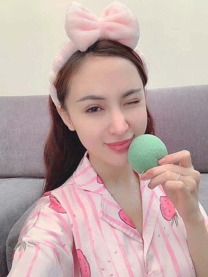 Em gái Lan Cave - hotgirl Quỳnh Kool công khai tân trang góc con người-4