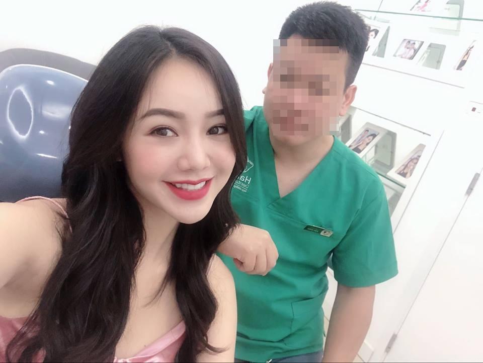 Em gái Lan Cave - hotgirl Quỳnh Kool công khai tân trang góc con người-1