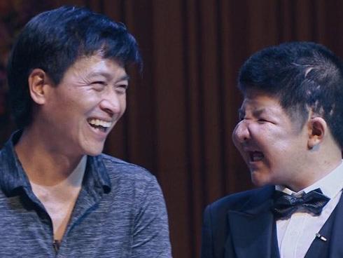 Diễn viên Quốc Tuấn: Bé Bôm hôn đàn trước khi đi ngủ-3