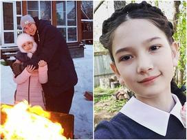 Ngắm vẻ đẹp lai của em gái thủ môn Đặng Văn Lâm
