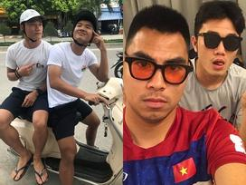 Đội tuyển Việt Nam có những cặp bạn thân nổi tiếng nào?
