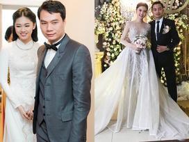 4 hoa á hậu Việt lấy chồng hơn gần 20 tuổi, thành đạt, là đại gia