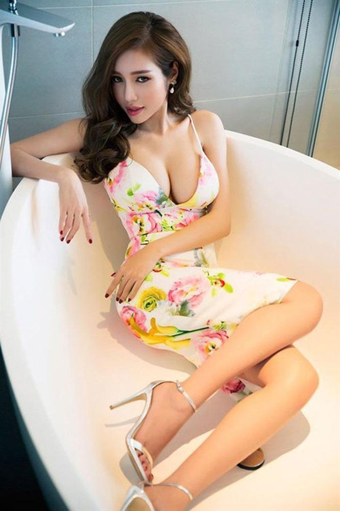 1001 kiểu khoe tắm bồn của các mỹ nhân Việt: người vẫn mặc nguyên đồ, kẻ cởi hết cho biết thế nào là sexy-1