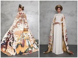 Không còn già như mợ, Minh Tú chính thức công bố quốc phục dự thi Miss Supranational đẹp xuất sắc