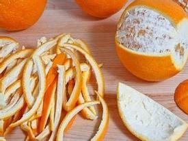 Tác dụng chữa bệnh không ngờ từ những thứ vứt đi của quả cam
