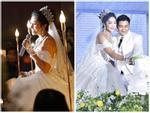 Hoa hậu Đặng Thu Thảo và chồng hát Bolero trong tiệc cưới ở Cần Thơ