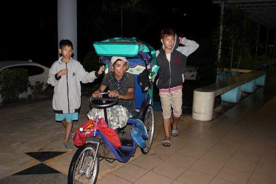 Lan tỏa hình ảnh khách sạn tại Vũng Tàu đón người nghèo tránh bão số 9-1