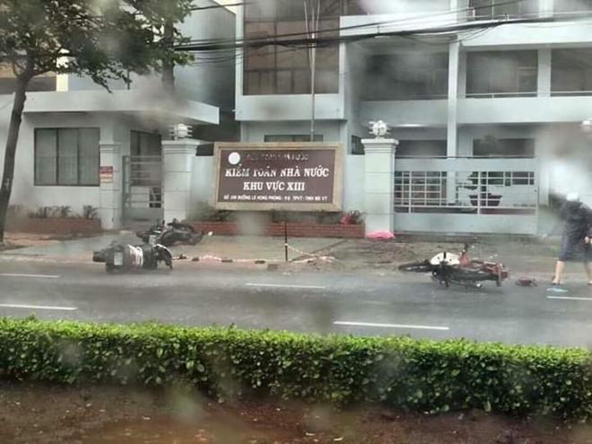 Lan tỏa hình ảnh khách sạn tại Vũng Tàu đón người nghèo tránh bão số 9-6