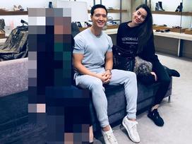 Hồ Ngọc Hà sánh đôi bên người tình Kim Lý 'điên đảo' shoping mừng sinh nhật lần thứ 35