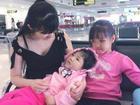 Mẹ nuôi bé gái Lào Cai khiến nhiều người lo lắng khi chia sẻ phải hạn chế đi lại 'nằm một chỗ chờ đẻ'