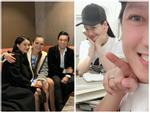 Fan xuýt xoa trước hình ảnh Thủy Tiên chân chất, mặt mộc không tì vết đón sinh nhật tuổi 33-12