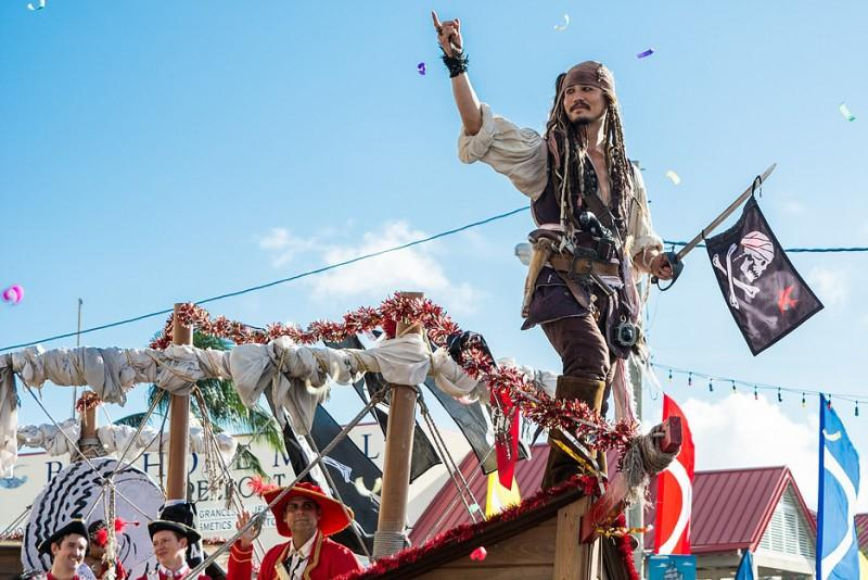 Hóa thân thành cướp biển vùng Carribean ở quần đảo Cayman-6