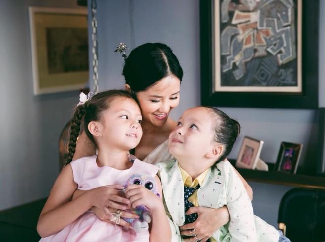 Diva Hồng Nhung công khai hai bé Tôm Tép bị sang chấn tâm lý khi chứng kiến bố có người phụ nữ khác-2