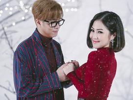 Không hối hận khi yêu Bùi Anh Tuấn, Hương Tràm nhắn gửi: 'Anh là thanh xuân của em'