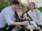 Hoa hậu Đặng Thu Thảo bật mí loạt thói quen đáng yêu của ái nữ 8 tháng tuổi khiến bà mẹ nào cũng 'ham phát hờn'