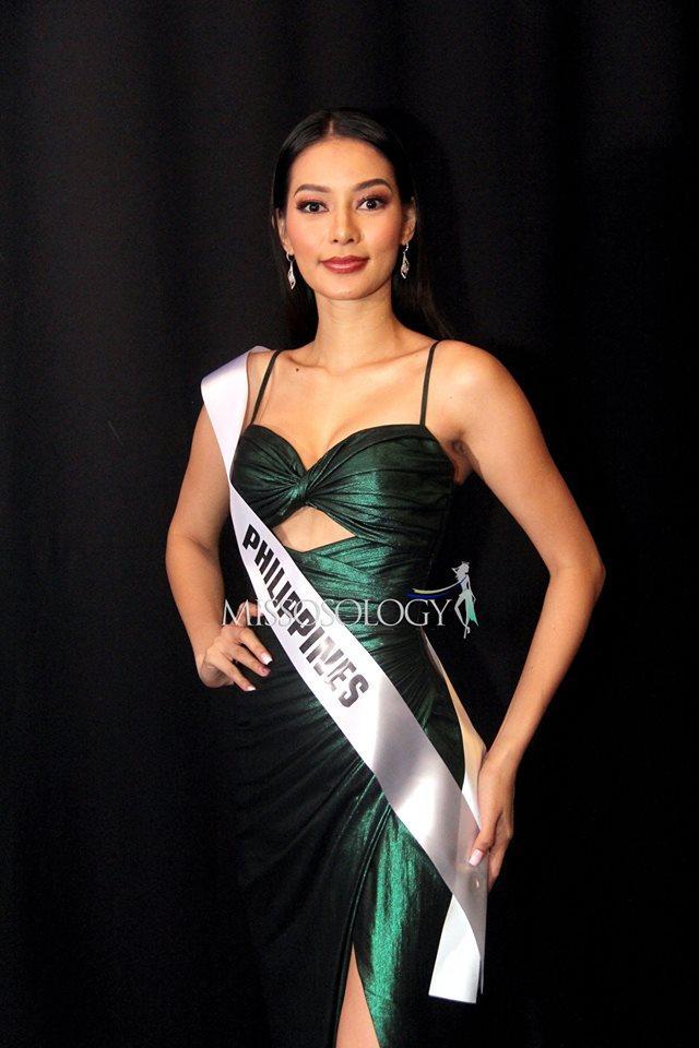 Chẳng ngại mặc lại váy vừa cho Hoa hậu Philippines mượn, Minh Tú chặt đẹp dàn thí sinh hoa hậu nhờ body chuẩn vệ nữ-2