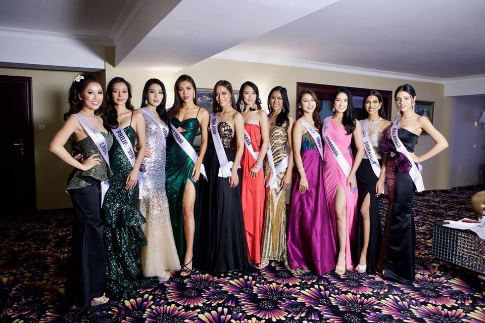 Chẳng ngại mặc lại váy vừa cho Hoa hậu Philippines mượn, Minh Tú chặt đẹp dàn thí sinh hoa hậu nhờ body chuẩn vệ nữ-4