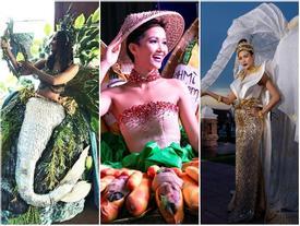 Quốc phục Bánh Mì của H'Hen Niê liệu đã đủ 'đẹp và độc' khi đặt cạnh loạt trang phục quá xuất sắc tại Miss Universe 2018?