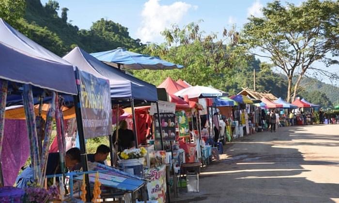 Hang động Thái Lan nơi đội bóng đá thiếu niên bị mắc kẹt trở thành điểm du lịch nổi tiếng-2