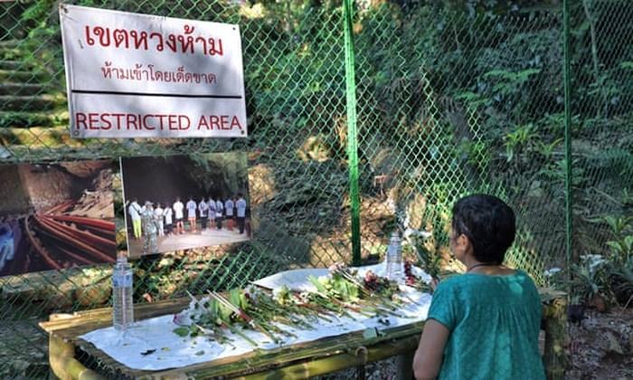 Hang động Thái Lan nơi đội bóng đá thiếu niên bị mắc kẹt trở thành điểm du lịch nổi tiếng-3