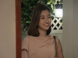 Hoa hậu Đỗ Mỹ Linh gây bất ngờ khi lần đầu đóng phim