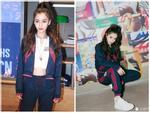 Cùng một chiếc váy, Song Hye Kyo được netizen khen tới tấp vì quá sang chảnh, Angela Baby bị ví như cá vàng bơi-6