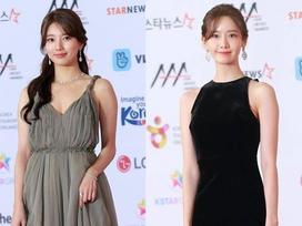 Thảm đỏ Asian Artist Award: Suzy bị chê tăng cân, Yoona đẹp xuất sắc