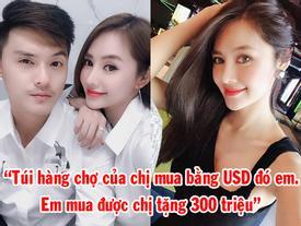Mua hàng hiệu nhưng bị mỉa mai là fake, Linh Chi trả treo: 'Đồ chợ của chị tính bằng USD đó'