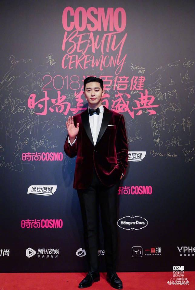 Thảm đỏ Cosmo: Hoàng hậu Tần Lam đẹp nổi bật, làm lu mờ loạt mỹ nhân từ Dương Mịch đến Đường Yên-6