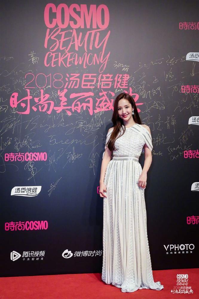 Thảm đỏ Cosmo: Hoàng hậu Tần Lam đẹp nổi bật, làm lu mờ loạt mỹ nhân từ Dương Mịch đến Đường Yên-5
