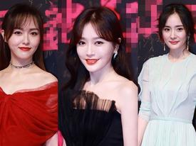 Thảm đỏ Cosmo: 'Hoàng hậu' Tần Lam đẹp nổi bật, làm lu mờ loạt mỹ nhân từ Dương Mịch đến Đường Yên