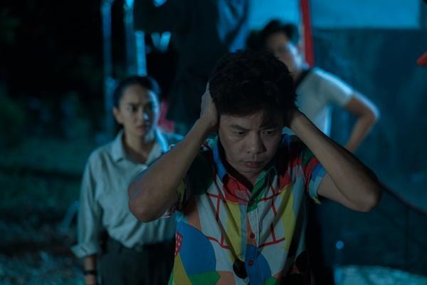 Thái Hòa dạy Kaity Nguyễn cười như con cá trong Hồn Papa Da Con Gái-1