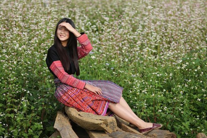 Mê mẩn ngắm đồi hoa tam giác mạch trên cao nguyên Mộc Châu lộng gió-6