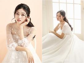 Lộ diện 3 mẫu váy biến Á hậu Ngô Thanh Thanh Tú thành công chúa trong đám cưới với CEO hơn 16 tuổi