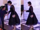 Xương giòn vì di chứng ung thư, Mai Phương khiến khán giả 'thót tim' khi lò dò bước trên giày cao gót