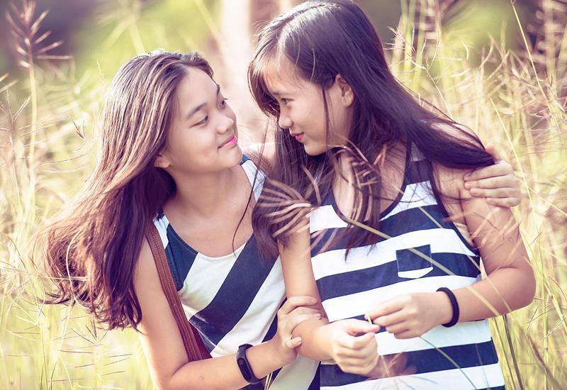 Vài năm không gặp, hai con gái của ca sĩ Mỹ Lệ gây bất ngờ vì ngoại hình phổng phao, gương mặt chuẩn hotgirl-13