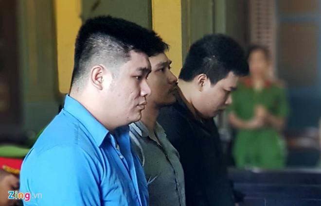 Tài Mụn, kẻ đâm chết 2 hiệp sĩ ở Sài Gòn lĩnh án tử-1