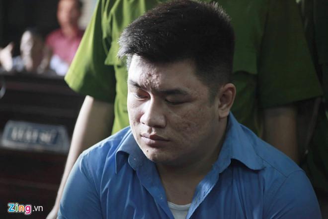 Tài Mụn, kẻ đâm chết 2 hiệp sĩ ở Sài Gòn lĩnh án tử-2