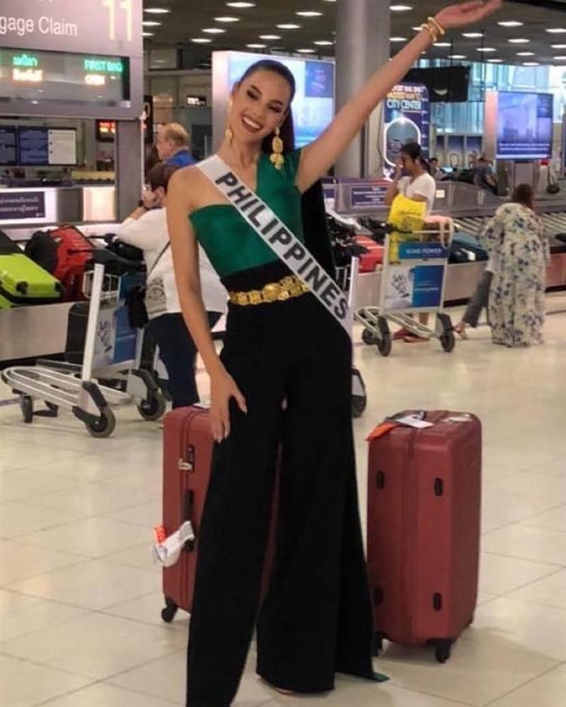 HHen Niê tạo dáng điên đảo tại sân bay Bangkok, mỹ nữ Philippines được chào đón như nữ hoàng-7