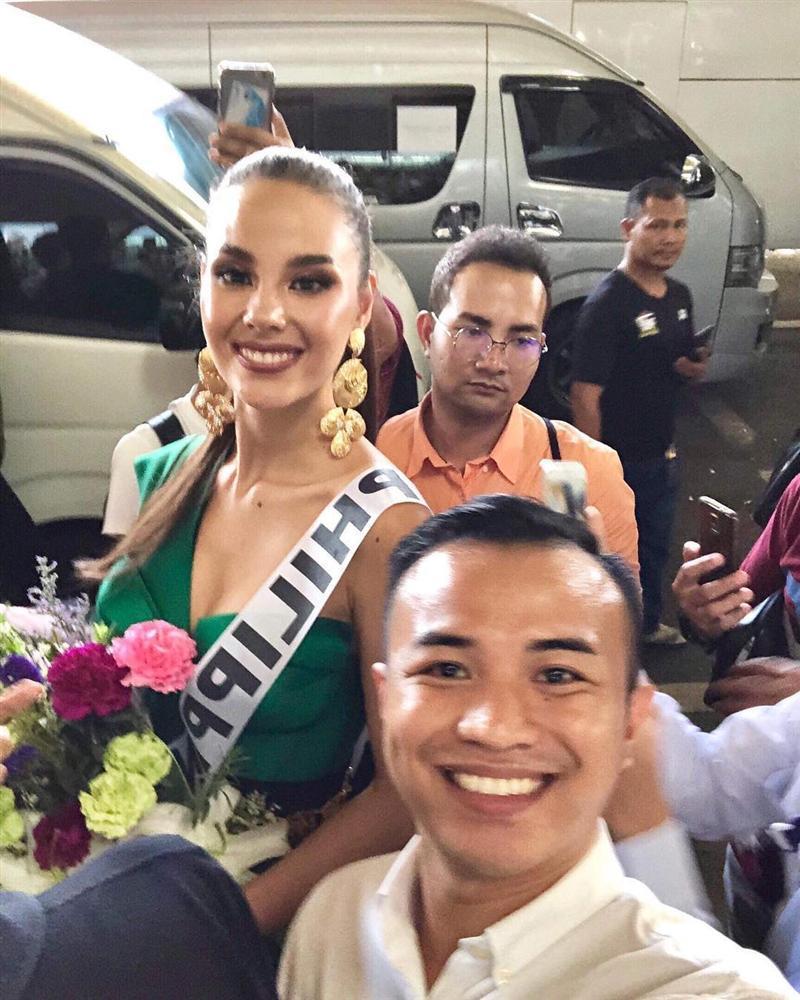 HHen Niê tạo dáng điên đảo tại sân bay Bangkok, mỹ nữ Philippines được chào đón như nữ hoàng-8