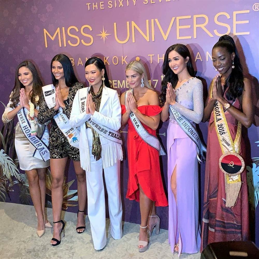 HHen Niê tạo dáng điên đảo tại sân bay Bangkok, mỹ nữ Philippines được chào đón như nữ hoàng-12