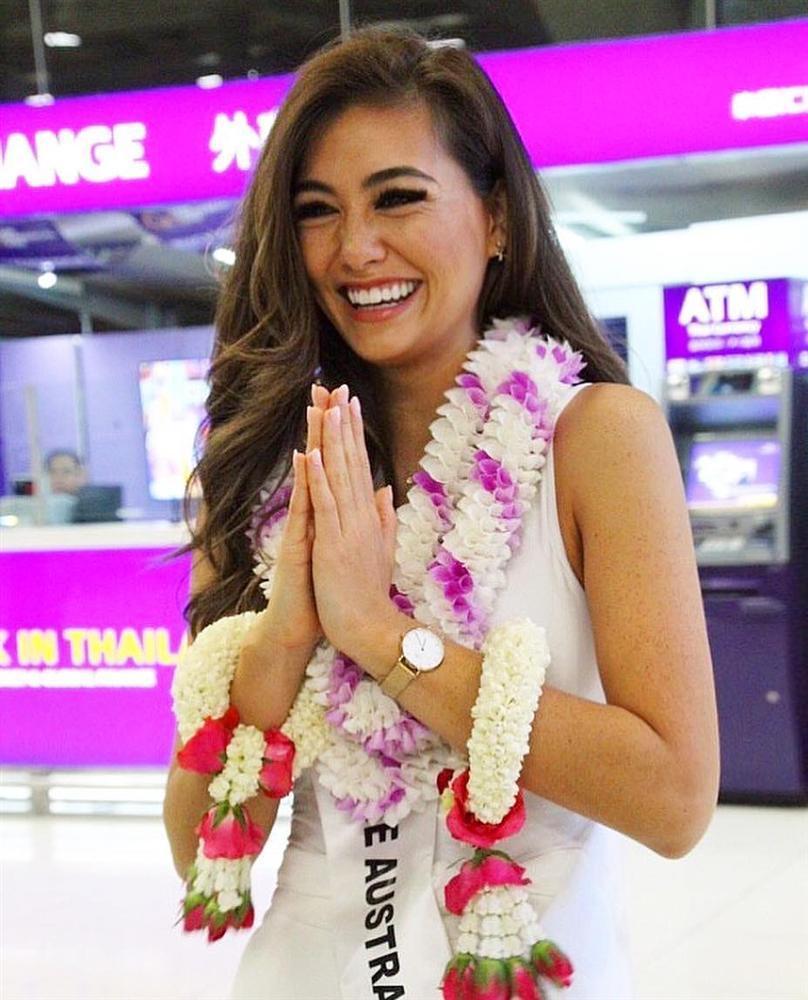 HHen Niê tạo dáng điên đảo tại sân bay Bangkok, mỹ nữ Philippines được chào đón như nữ hoàng-21