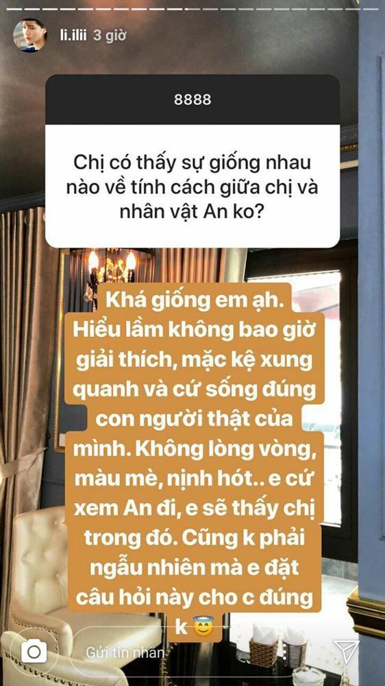 Phim mới bị tẩy chay vì đời tư thị phi, Lưu Đê Li lên tiếng: Tôi sống đúng con người thật, không màu mè nịnh hót-2