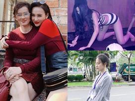 Nhớ lại quá khứ lầm lỡ, Angela Phương Trinh 'nghĩ mà thương mẹ nhiều'