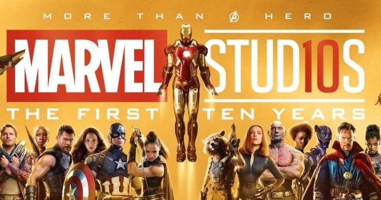 Marvel giới thiệu dòng thời gian chính thức cho các bộ phim đã công chiếu của mình-1