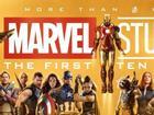 Marvel giới thiệu dòng thời gian chính thức cho các bộ phim đã công chiếu của mình