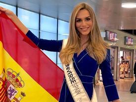 CÔ ẤY ĐÂY RỒI: Mỹ nhân chuyển giới giương cờ Tây Ban Nha sẵn sàng lập nên lịch sử tại Miss Universe 2018