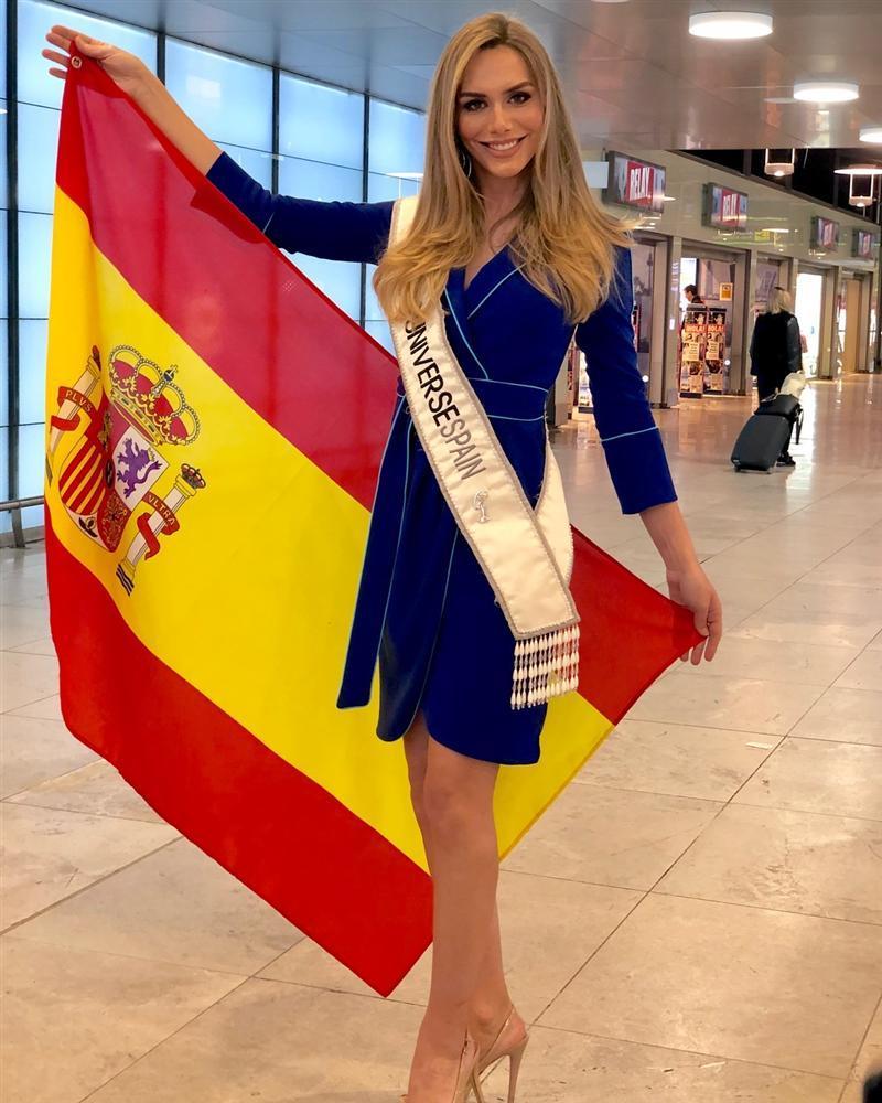 CÔ ẤY ĐÂY RỒI: Mỹ nhân chuyển giới giương cờ Tây Ban Nha sẵn sàng lập nên lịch sử tại Miss Universe 2018-1