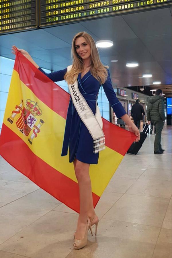 CÔ ẤY ĐÂY RỒI: Mỹ nhân chuyển giới giương cờ Tây Ban Nha sẵn sàng lập nên lịch sử tại Miss Universe 2018-2